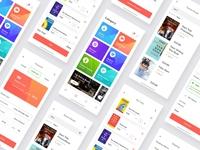 Bookstore App Exploration