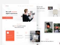 Qenca - Creative Agency