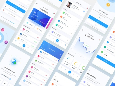e-chain wallet app login verify bank clean wallets wallet payment money mining ios dashboad currency crypto card