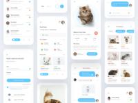 Pet Sharing App