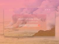 MRR / Invitation form