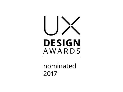 UX Design Awards 2017 Nomination ux user nomination mobile user experience experience design award app