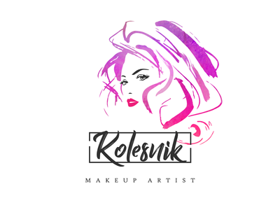 The Logo For A Makeup Artist