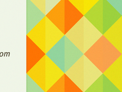 Card color pattern pattern business card