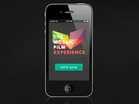 Mosaic Film Experience: App
