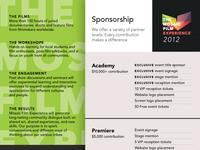 Sponsorship 2012 back