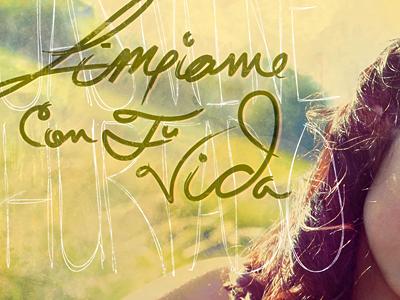 Limpiame Con Tu Vida cd hand-drawn español