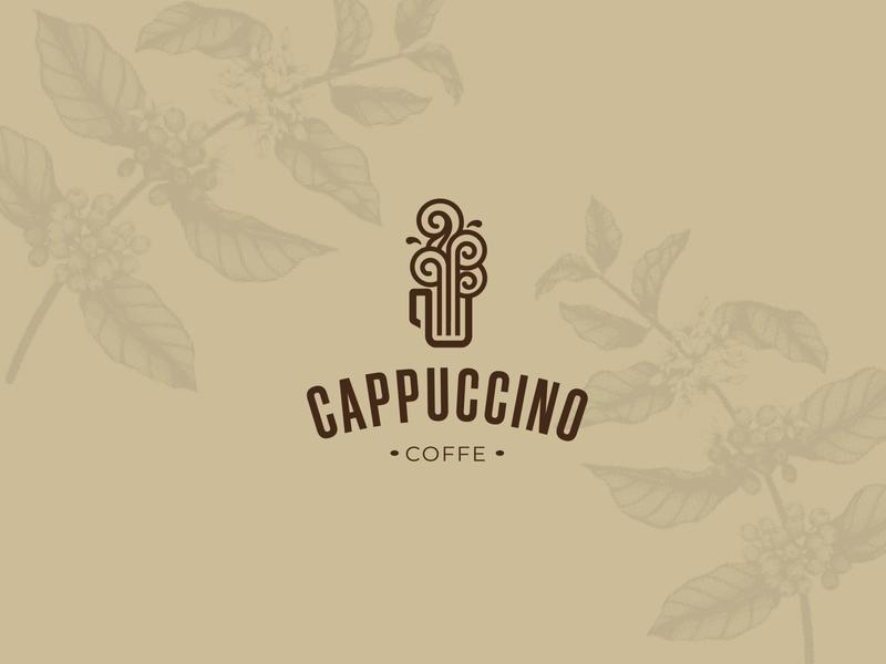 Cappuccino Coffe I Logo Design