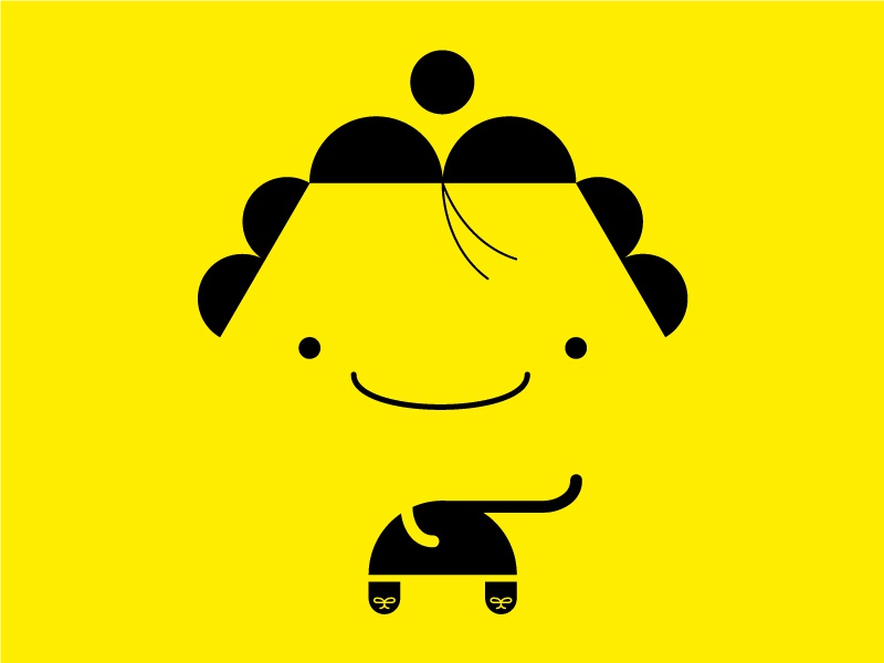 MINISCHIRN Character 4 character design illustration museum game exhibition educational culture children character