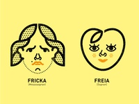 Fricka & Freia