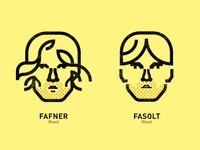Fafner & Fasolt