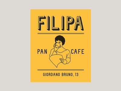 Filipa pan y cafe