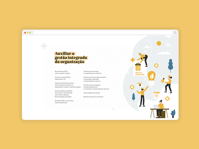 Senac Ead ead e learning web layout ux design ux design ui