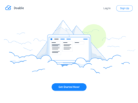 Doable - Landing page