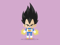 Little Vegeta