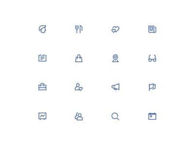Zima Icons design icons set icons