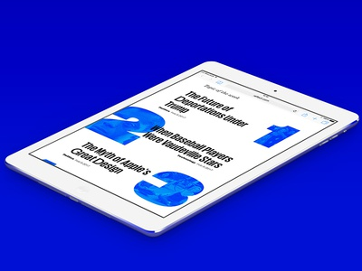 Reflect Magazine layout design web design graphic design publication ux ui media layout design