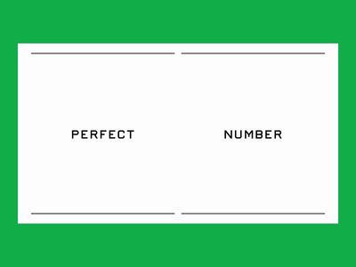 Perfect Mag Visual Identity animation logo typography visual identity web design design branding identity