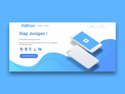 Siap Juragan Homepage