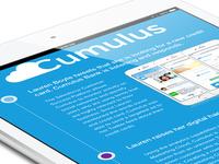 Cumulus iBook