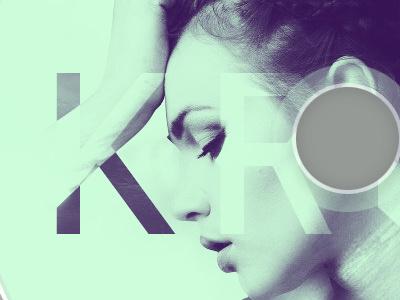 Krut cover music group publication portrait computer graphics collage ilustration music