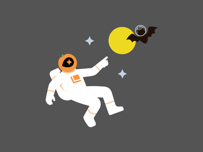 Hacktober 2017 space security astronaut hacktober mapbox halloween