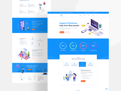 Liberte Tech website | Live Now user experience interface landing page services live link empty state about us happy client redesign problem solving designs website liberte tech agency website homepage marketing digital agency design live