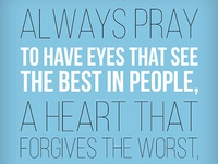 Always Pray