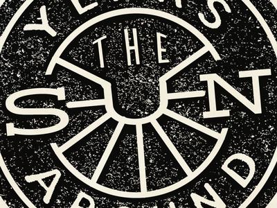 Years Around the Sun Logo