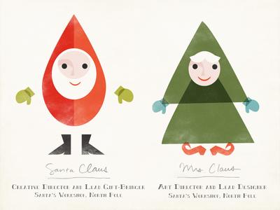 Eames Santa1