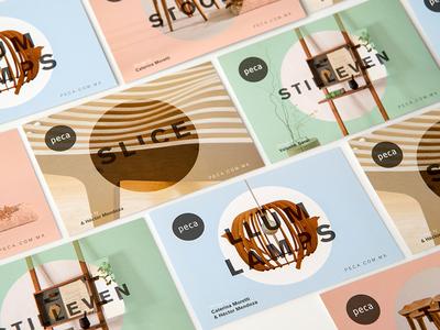 Peca Postcards