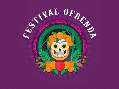 Festival Ofrenda