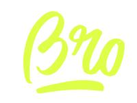 Bro procreate procreate app animation lettering type bro