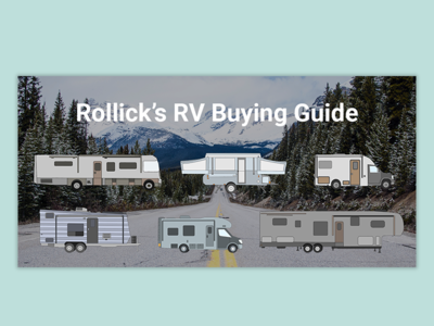 Rv Buying Guide