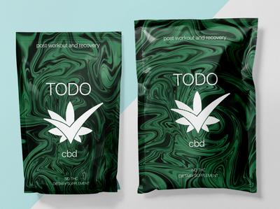 TODO Packaging Mockup