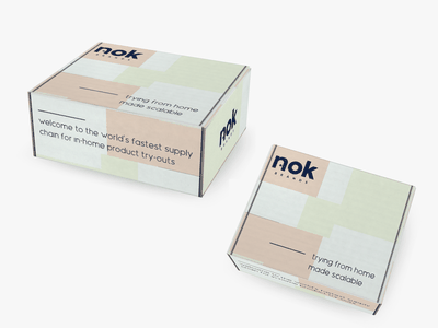 Color Block Box Design dieline packaging layout layout graphic photoshop illustration design graphic design packagingdesign minimalistic minimalist minimal packaging designer packaging design packaging