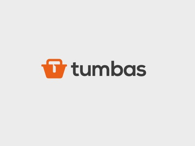 Tumbas Fruit Shop logo inspirations coffee drink food bag logo bag shopping bag fruit store store shop fruit