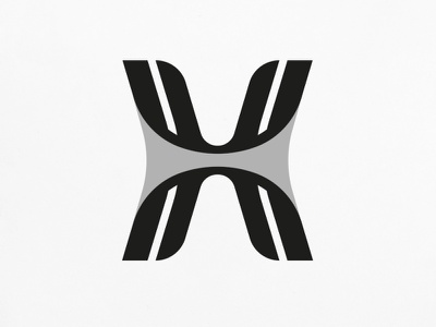 H Lettermarks Logo car auto luxury bold strong minimal simply letter h h logo monogram lettermark logotype design logo inspirations