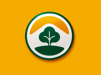 Save Our Planet Logo gogreen greenery savetheplanet eco tree go green