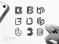 Homes Logo Sketch