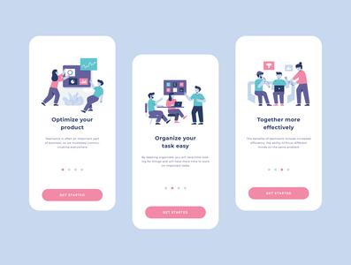 Startup - Obnoarding App