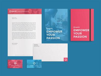 Simply360 branding kit