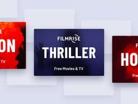 FilmRise channels