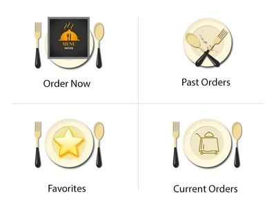 surface table Menu App Icon