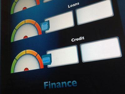 Financial Boards wipe boards financial game
