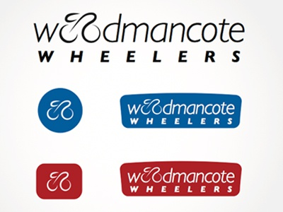 Woodmancotewheelers logo cycling road bike cycling club