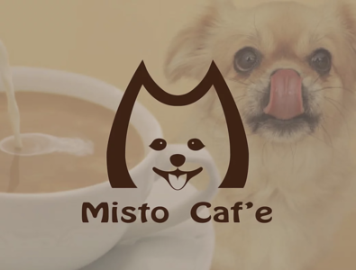 Pet Cafe Logo