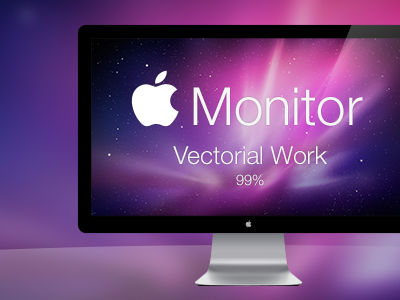Ui monitor apple