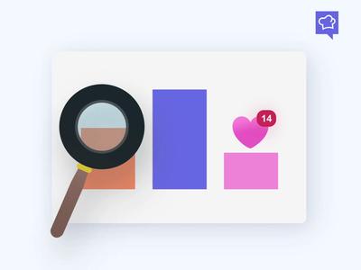 Social Media Data animations