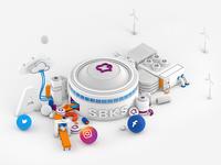 New Socialbakers Brand web